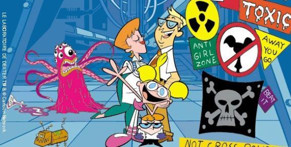 Blog de ohmycartoonnetwork cartoon network - Laboratoire de dexter ...
