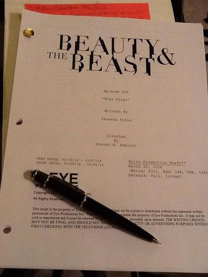 Beauty & The Beast saison 2 : Episode 20 le titre révélé