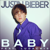""". Ecoutez la nouvelle chanson de Justin intitulée """"Baby"""" avec Ludacris & donnez vos avis ;)           ."""
