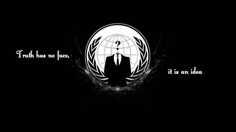 La vérité n'a pas de visage , elle est une idée