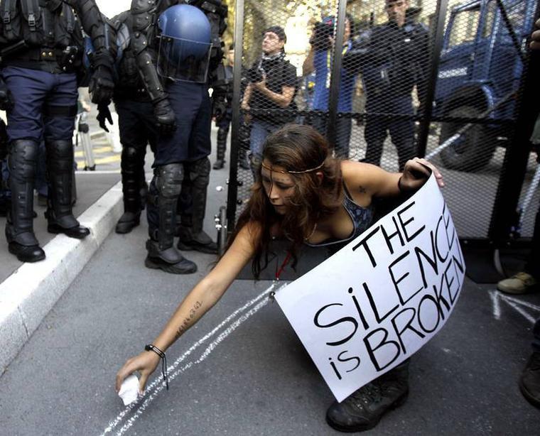 Brisons Le Silence !
