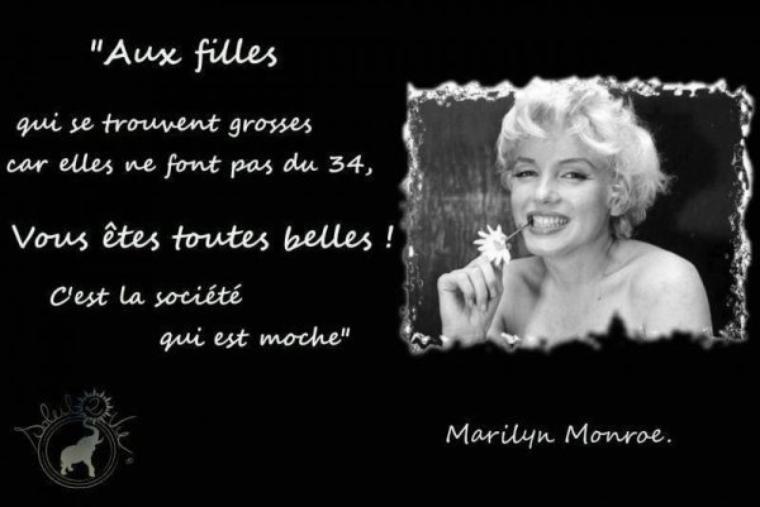 Articles De Jackgoher Tagges Citation Marilyn Monroe 3