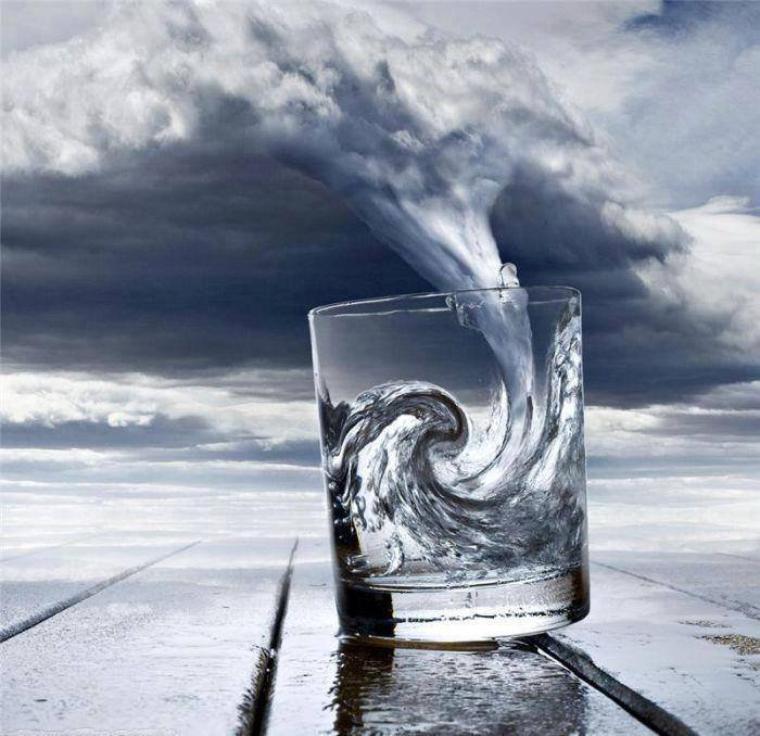 L'eau c'est la vie ! pourtant plus de 93 % des cours d'eau français sont contaminés par les pesticides  ( 99 % sont pollués tout court )