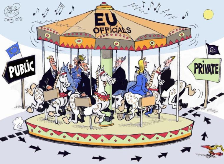 E.U Official Présente : Le Tournez manège European Tour 2014