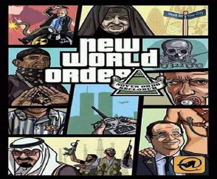 GTA VI Le Nouvel ordre Mondial