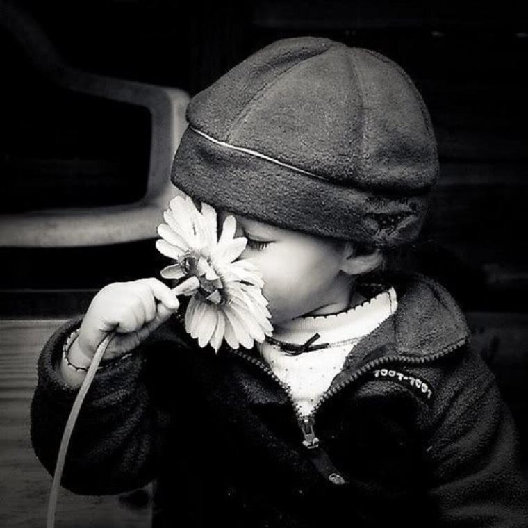 Respirer le bonheur est un droit simple mais fondamental