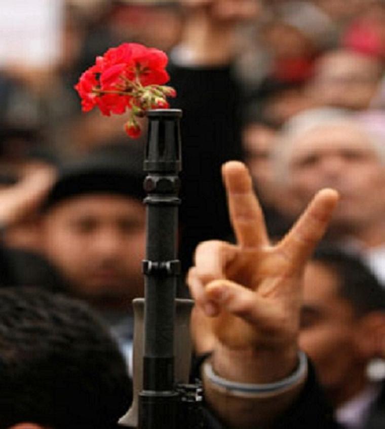 Pourquoi lancer des bombes mieux vaut lancer des fleurs...