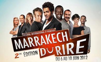 Des news + Marrackeh du rire... Et sur le Tournage de Boule et bill ( En Vidéo )