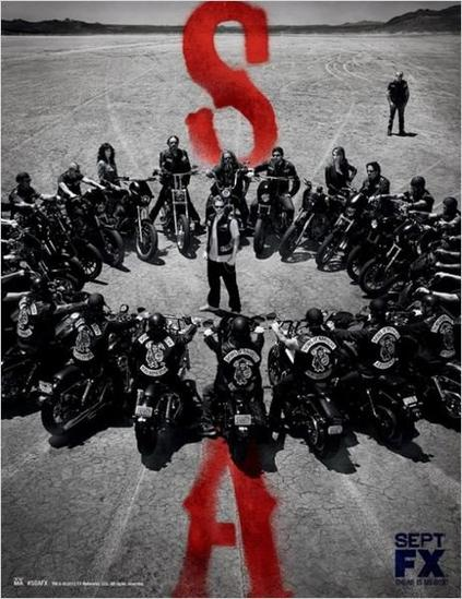 SONS OF ANARCHY (Saison 5)