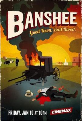 BANSHEE (Saison 1 et 2)