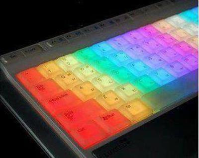 Un Clavier Multicolor :)