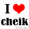 i love cheik