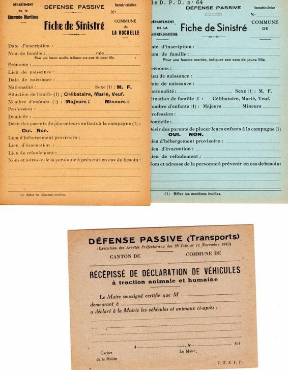 Defense Passive