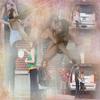 """Encore un article sur le tournage de """"LOL"""" . Aussi des photos personnel avec sa soeur Noah,Alors les voici."""