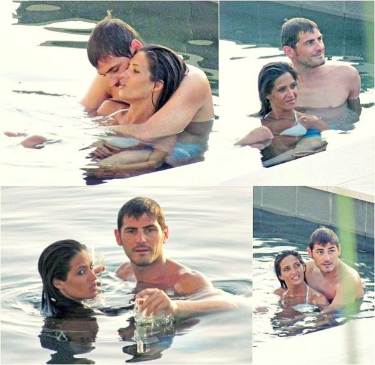""""""" Sara est une fille magnifique, remplie de qualités, et une très bonne personne. """" Maria Casillas ❤"""