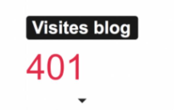 400 visiteurs