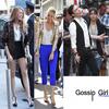 o6.o7.2o1o. Les stars de Gossip Girl, à Paris (L)
