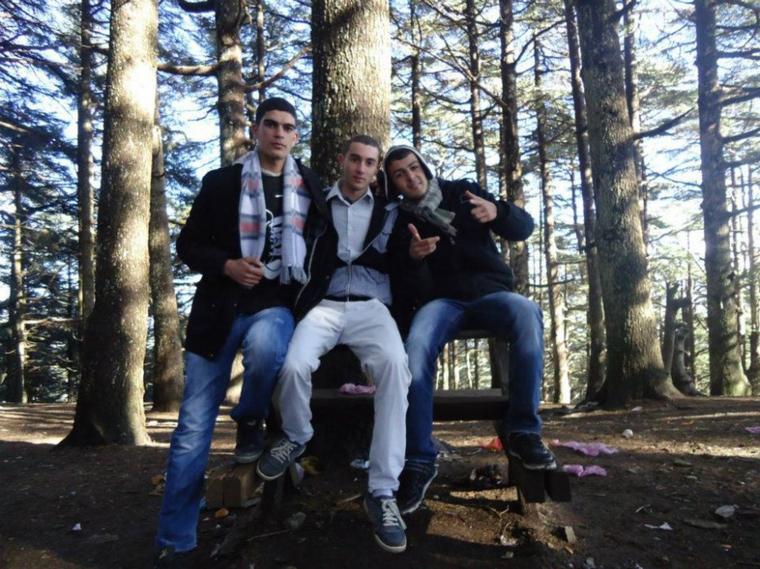 Moi Avec Ahmed Et Nacym