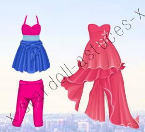 3 vêtements GRATUIT ! :)