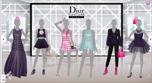 Nouvelle collection Dior Tribute :3