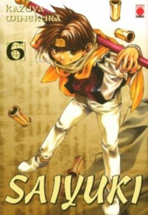 Saiyuki - Minekura