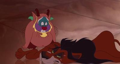 Les Mickeys Cachés - Hercule (1997)