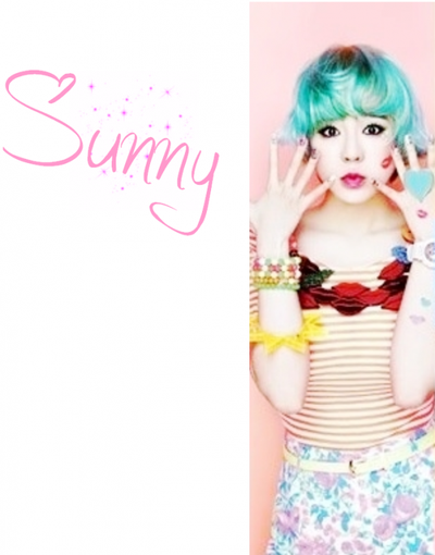 SNSD Sunny Dating 2013