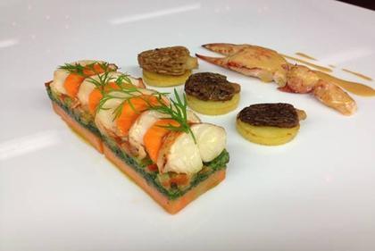 Le homard breton