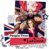 Emma Watson et People Tree.