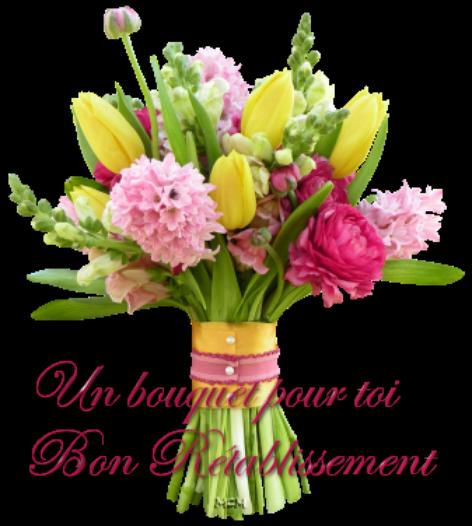 CADEAUX DE BON RETABLISSEMENT POUR NOTRE AMIE CHRISTELE