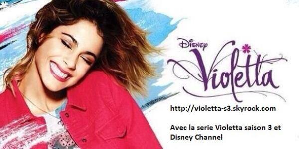 Blog music de violetta s3 violetta 3 - Image de violetta a telecharger ...