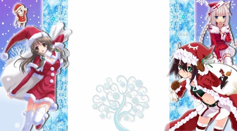 Spécial Noël ! [Fais le pleins d'habillages pour Noël]