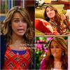 Parmi un épisode de la saison 4 de Hannah Montana qui d'ailleur démarra en août ! .. Qu'elle grimace de notre cher Mil' est ta favorite ?