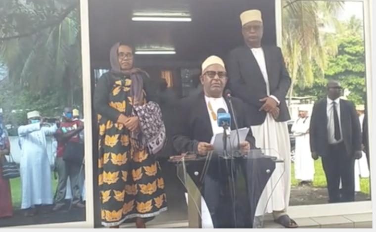Coronavirus: AZALI vient d'annoncer le cas du coronavirus aux Comores.