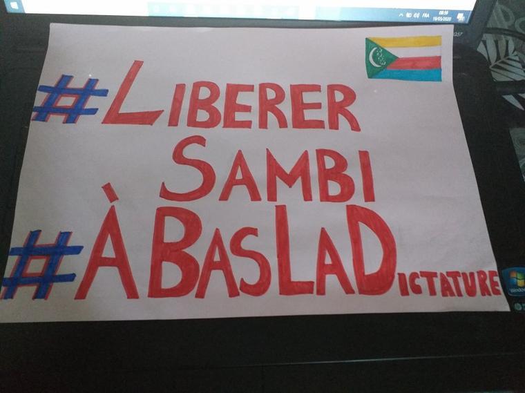 Libérer Sambi