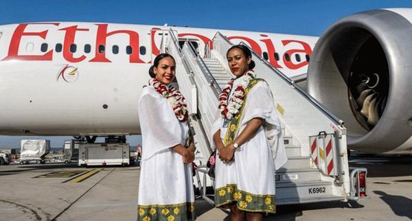 VOLS CHARTERS ETHIOPIAN AIRLINES PARIS ET MARSEILLE VERS MORONI - 06 SEP 2020