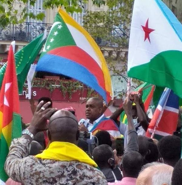 Indépendance du Mali: M. Said Larifou était au 1er loge