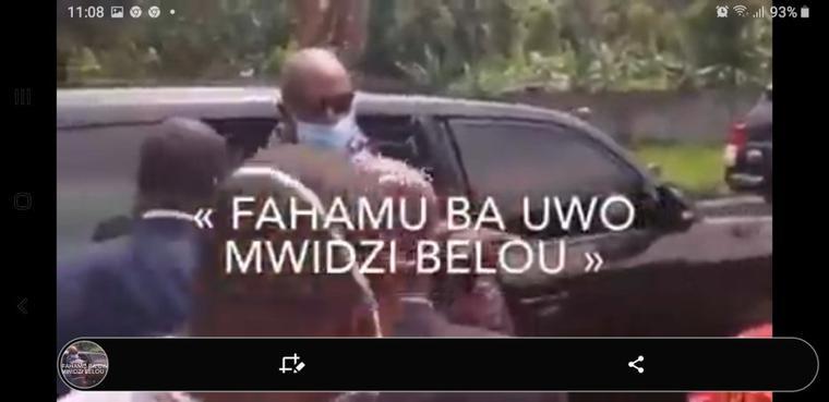 AZALI à Anjouan : Si j'étais Belou j'aurai donné ma démission?