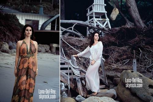 Couverture + photoshoot pour le magazine Galore