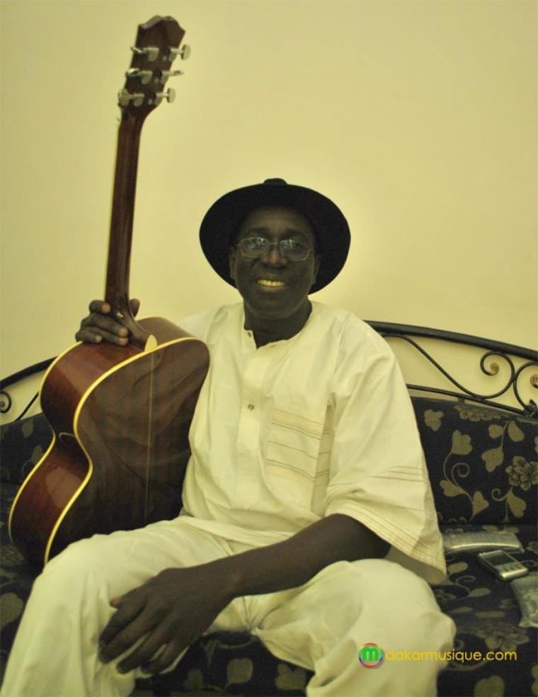 vieux mac faye - sultan of swing ( - senegal - )