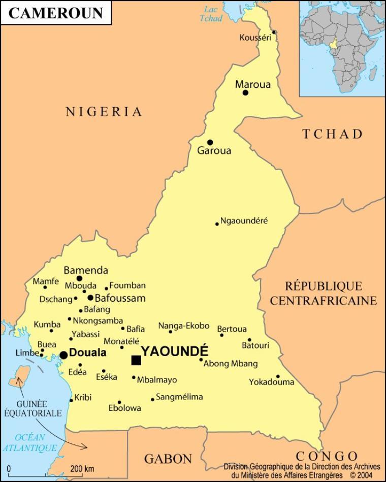 wes - alane ( - cameroun - )