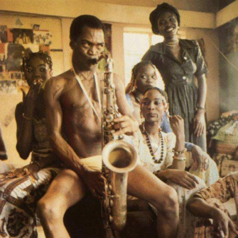 fela kuti - johnny just drop ( - nigeria - )