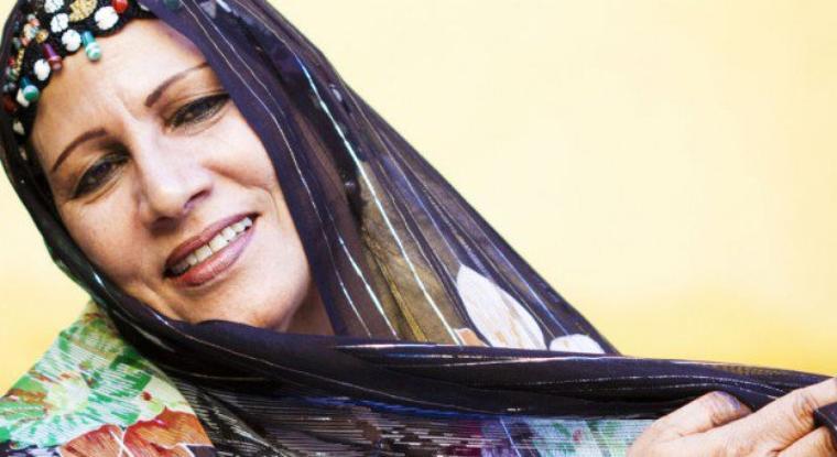 Mariem Hassan - Mutamaniyat ( - sahara - )