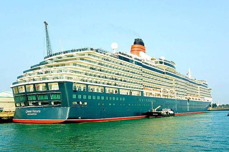 Nouveau paquebot pour la Cunard