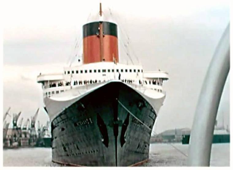 SS NORMANDIE - les années de gloire