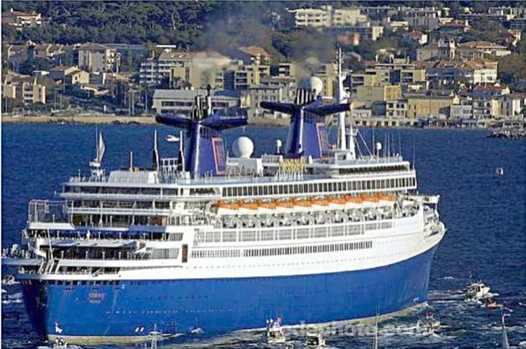 SS NORWAY à Marseille
