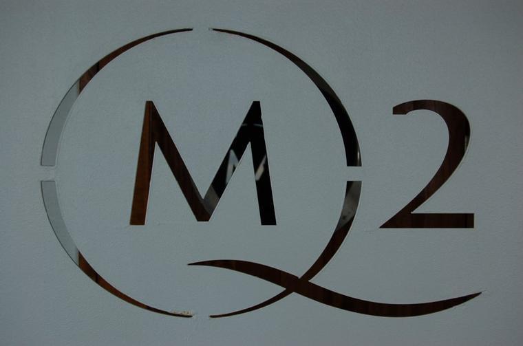 QM2 aft decks - pont arrière