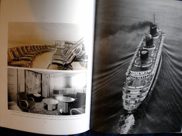 """303 n°64 et """"s/s Normandie, s/s France, s/s Norway"""" édité par 303  (2)"""
