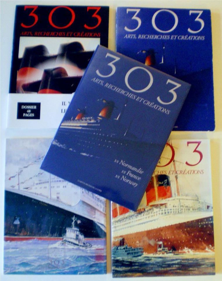 La revue 303 et les paquebots