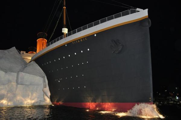 Le plus grand musée américain consacré au RMS TITANIC